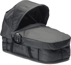 BABY JOGGER Korbička Bassinet kit (černá konstrukce) - Charcoal