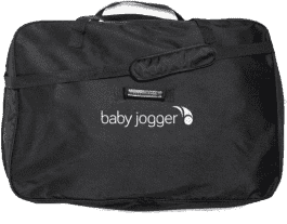 BABY JOGGER Torba podróżna - City Select - Black