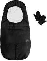 BABY JOGGER Pokrowiec na nóżki Vue - Black
