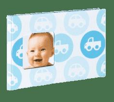 PEARHEAD Detské fotoalbum modré (24 foto)