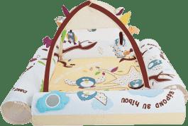 LUDI Hracia deka / ohrádka s hrazdou Vtáčiky