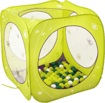 LUDI Skladací hrací stan kocka