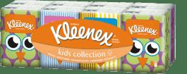 KLEENEX dětské papírové kapesníky 8ks