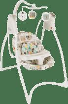 GRACO Elektrická hojdačka Lovin'Hug Swing s adaptérom