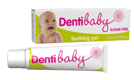 DENTIBABY gel 25 ml