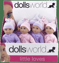 DOLLS WORLD Molly spící panenka