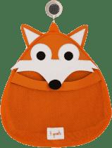 3 SPROUTS Koš na hračky a věci do koupelny Fox