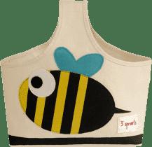 3 SPROUTS Torba na akcesoria dla dziecka Bee