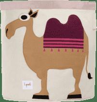 3 SPROUTS Kosz na zabawki Camel