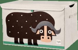 3 SPROUTS Zamykany kuferek na zabawki Buffalo