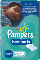 PAMPERS Bedmats 7 ks – dětské podložky do postele