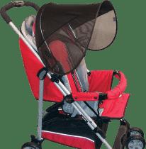 DIONO Slnečná strieška Seat Shade
