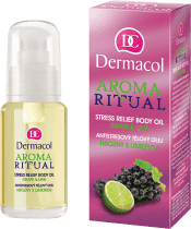 DERMACOL Aroma Ritual - tělový olej Hrozny s Limetkou 50ml