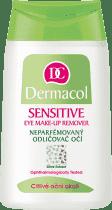 DERMACOL Sensitive Nieperfumowany płyn do demakijażu wrażliwych oczu 125 ml