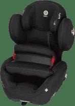 KIDDY Phoenixfix Fotelik samochodowy Pro 2 – Manhattan black (9-18kg)