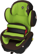 KIDDY Phoenixfix Fotelik samochodowy Pro 2 – Dublin green (9-18kg)