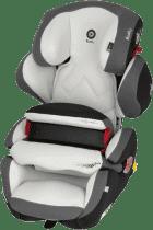 KIDDY Guardianfix Detská autosedačka pre 2 - Silverstone strieborná (9-36kg)