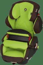 KIDDY Guardianfix Detská autosedačka pre 2 - Dublin green (9-36kg)