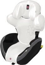 KIDDY BeCool Pokrowiec letni – white fit for KIDDY Phoenixfix Pro 2