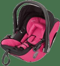 KIDDY Fotelik samochodowy Evolution Pro2 – pink (0-13kg)