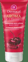 DERMACOL Aroma Ritual – tělové mléko černá třešeň 200 ml