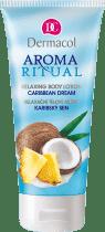DERMACOL Aroma Ritual – Mleczko do ciała karaibski sen 200 ml