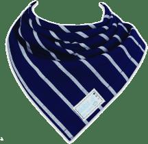 SKIBZ Śliniaczek tkana bawełna French Stripe