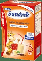 SUNÁREK vanilkové mlíčko, 160g (8x20g)