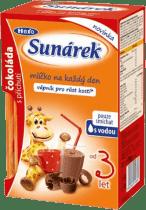 SUNÁREK čokoládové mlíčko, 160g (8x20g)