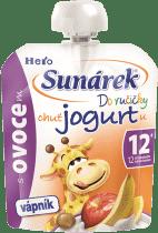 SUNÁREK Do ručičky s ovocím a jogurtom 80g