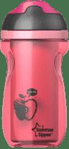 TOMMEE TIPPEE Netečúci termohrnček Explora 260ml 12m + - ružový