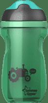 TOMMEE TIPPEE Netekoucí termohrnek Explora 260ml 12m+ - zelený