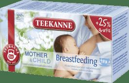TEEKANNE Čaj pre dojčiace matky, 20 vrecúšok