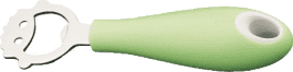 TESCOMA Otvírák na korunkové uzávěry FUNNY MUMMY - zelená