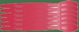 TOMMEE TIPPEE Lžičky 6 ks 6m+ Basic-holka