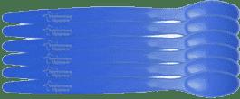 TOMMEE TIPPEE Lyžičky 6 ks 6m + Basic-chlapec