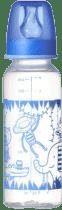 TOMMEE TIPPEE Basic Butelka 250ml 3m (2 szt.) - Chłopiec