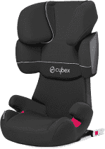 CYBEX Solution X-FIX autosedačka (15-36kg) 2016 Pure Black