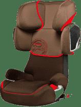 CYBEX Solution X2-FIX Fotelik samochodowy (15-36kg) 2016 Mahagony