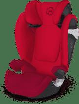 CYBEX Solution M Autosedačka (15-36kg) 2016 Mars Red