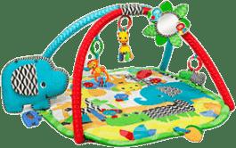 BRIGHT STARTS Mata do zabawy Sensory Safari