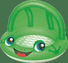 BESTWAY Nafukovací bazén so strieškou, priemer 97 cm x 66 cm – zelený