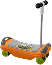 CHICCO Skateboard 3v1