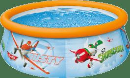 INTEX Tvarovací bazén Planes 183x51cm