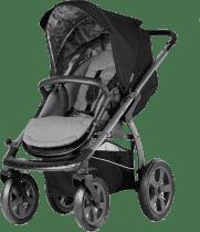 X-LANDER Wózek sportowy X-Move, Carbon Black
