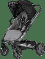 X-LANDER Wózek sportowy X-Cite, Carbon Black