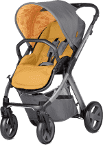 X-LANDER Wózek sportowy X-Pulse, Sunny Orange