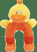 CHICCO Kačenka mini plyš chrastící