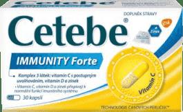 CETEBE Immunity Forte 30 ks