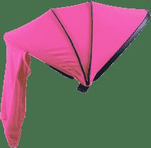 PETITE&MARS Daszek neoprene pink do wózka - street